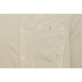 Craghoppers NosiLife Tatton Longsleeve Shirt Men Parchment